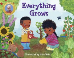 Everything grows - author Raffi