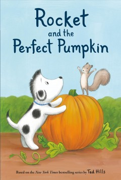 Rocket and the perfect pumpkin - Tad Hills
