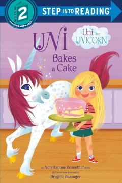 Uni bakes a cake - Candice F Ransom