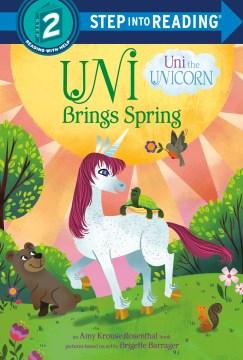 Uni brings spring - Candice F Ransom