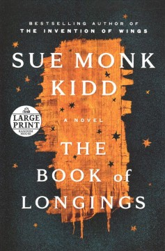 Book of Longings - Sue Monk Kidd