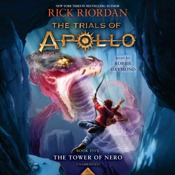 The tower of Nero - Rick Riordan