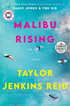 Malibu rising : a novel - Taylor Jenkins Reid