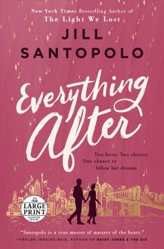 Everything after - Jill Santopolo