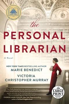 Personal Librarian - Marie; Murray Benedict