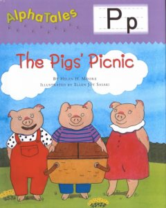 The pigs' picnic - Helen H Moore