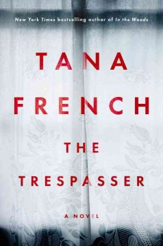 Trespasser - Tana French