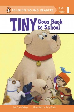 Tiny goes back to school - Cari Meister