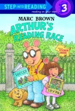 Arthur's reading race - Marc Tolon Brown