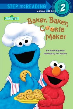 Baker, baker, cookie maker - Linda Hayward