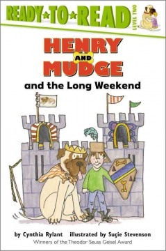 Henry and Mudge and the Long Weekend - Cynthia; Stevenson Rylant