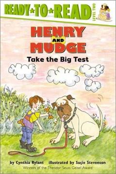 Henry and Mudge Take the Big Test - Cynthia; Stevenson Rylant