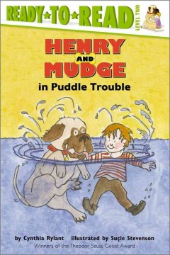 Henry and Mudge in Puddle Trouble - Cynthia; Stevenson Rylant