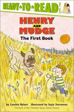 Henry and Mudge : the first book - Cynthia Rylant