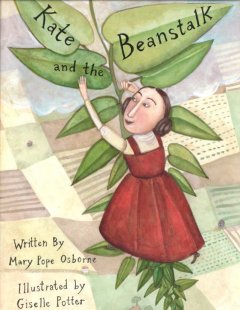 Kate and the beanstalk - Mary Pope Osborne