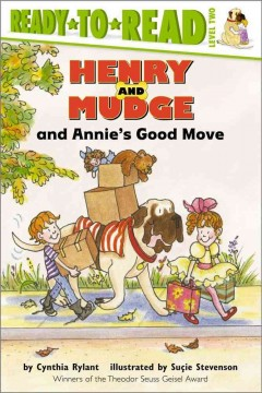 Henry and Mudge and Annie's Good Move - Cynthia; Stevenson Rylant