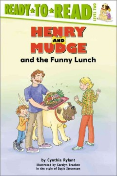 Henry and Mudge and the Funny Lunch - Carolyn (ILT); Rylant Bracken