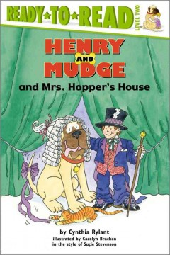 Henry and Mudge and Mrs. Hopper's House - Cynthia; Bracken Rylant