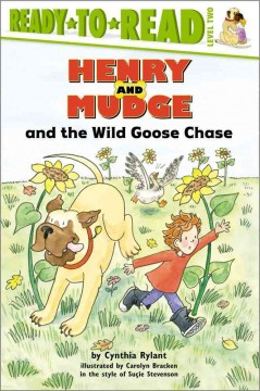 Henry and Mudge and the Wild Goose Chase - Cynthia; Bracken Rylant