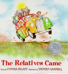 The relatives came - Cynthia Rylant