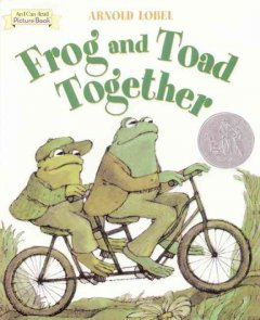 Frog & Toad together - Arnold Lobel