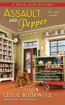 Assault and pepper - Leslie author Budewitz
