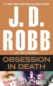 Obsession in Death - J. D. Robb