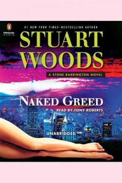 Naked greed - Stuart Woods