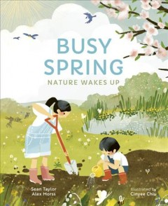 Busy spring : nature wakes up - Sean Taylor