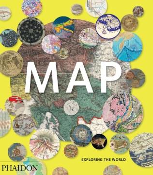 Map : Exploring the World -  Phaidon Press Limited (COR)