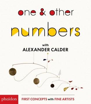 One & other numbers - Alexander Calder