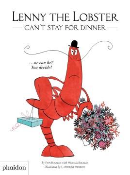 Lenny the Lobster can't stay for dinner - Finn Buckley