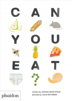 Can you eat? - Joshua David Stein