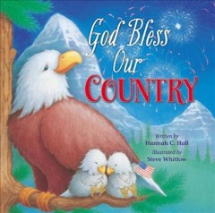 God bless our country - Hannah C Hall