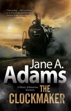 The clockmaker - Jane Adams