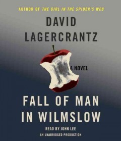 Fall of man in Wilmslow : a novel - David Lagercrantz