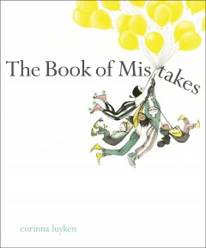 The book of mistakes - Corinna Luyken