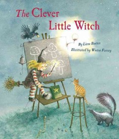 The clever little witch - Lieve Baeten