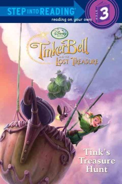 Tink's treasure hunt - Melissa Lagonegro