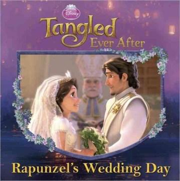 Rapunzel's wedding day.