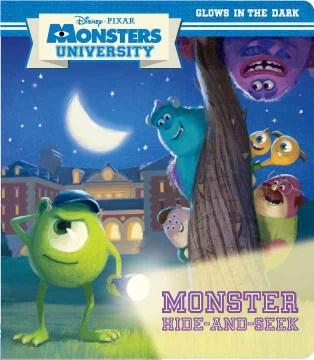 Monster hide-and-seek - Bill Scollon
