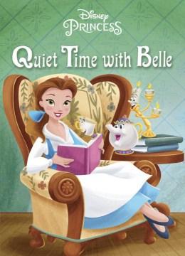 Quiet time with Belle - Andrea Posner-Sanchez