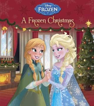 A Frozen Christmas - Andrea Posner-Sanchez