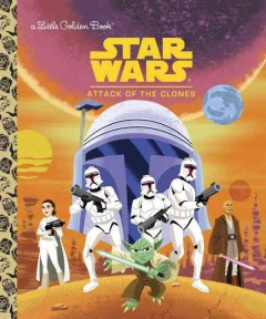 Star wars. Attack of the clones - Christopher Nicholas