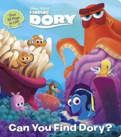 Finding Dory : Can you find Dory?