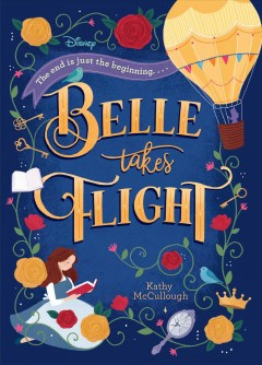 Belle Takes Flight - Kathy McCullough