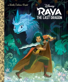 Raya and the last dragon - Courtney Carbone