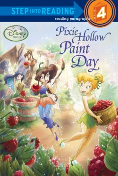 Pixie Hollow paint day - Tennant Redbank