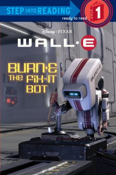 BURN-E the fix-it bot - Katie Hammond
