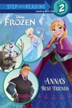Anna's best friend - Christy Webster